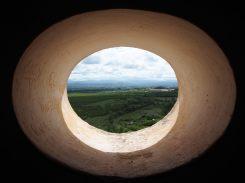 Vue sur les hozirons depuis le haut de La Torre Manaca, vallée de los Ingenios