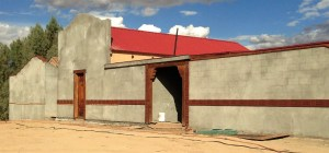 The HOSIENDA is the beginning of a new and exciting ministry at Ironwood!! This facility will be the retreat and recouping center for pastors and there families who need a lift and a break. The men worked on helping to complete the buildings interiors and exteriors.