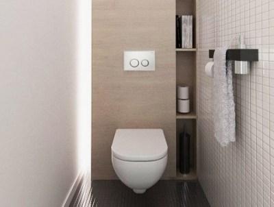 ニッチ 収納・飾り棚 トイレ