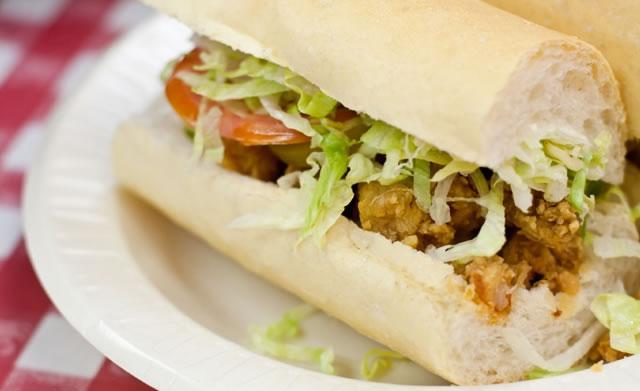New Orleans Fried Catfish Po Boy Recipe