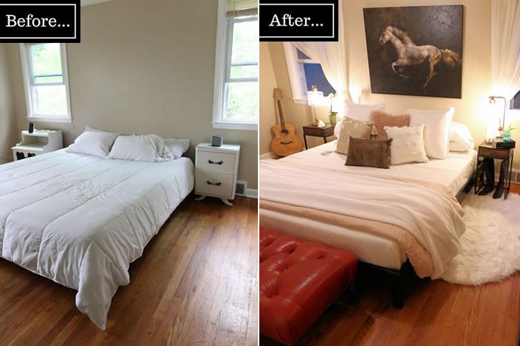 Master Bedroom Refresh on a Budget  Better Living