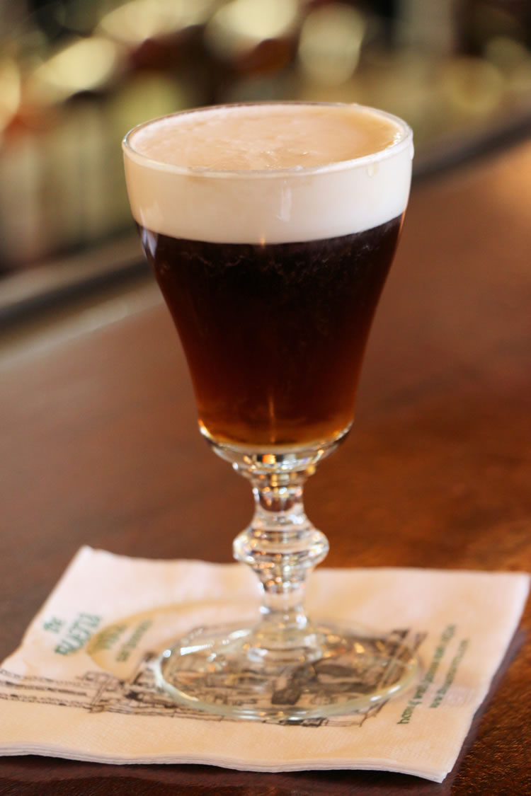 Authentic San Francisco Irish Coffee From The Buena Vista Cafe