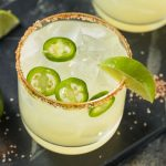Recipe Spicy Jalepeno Margarita