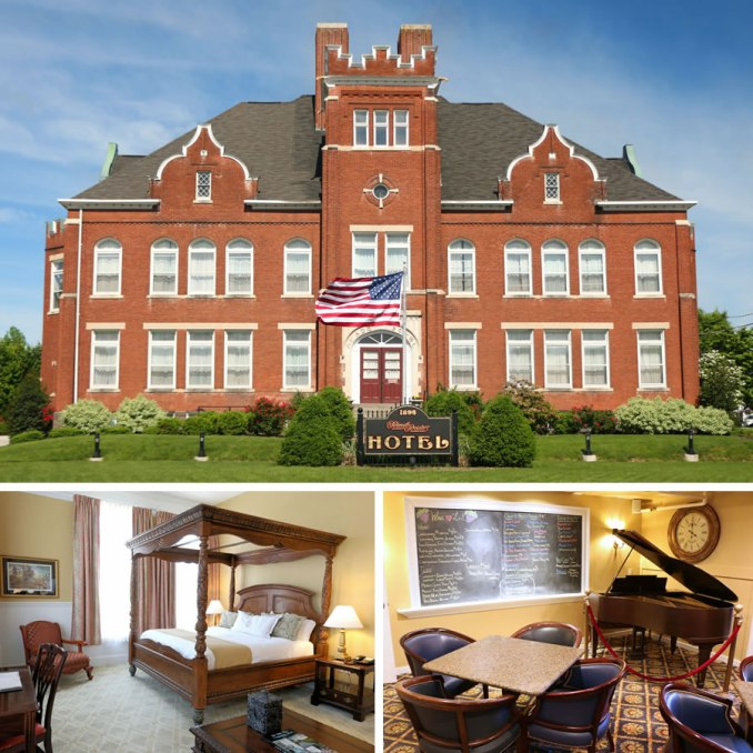Where To Stay In Gettysburg: The Federal Pointe Inn
