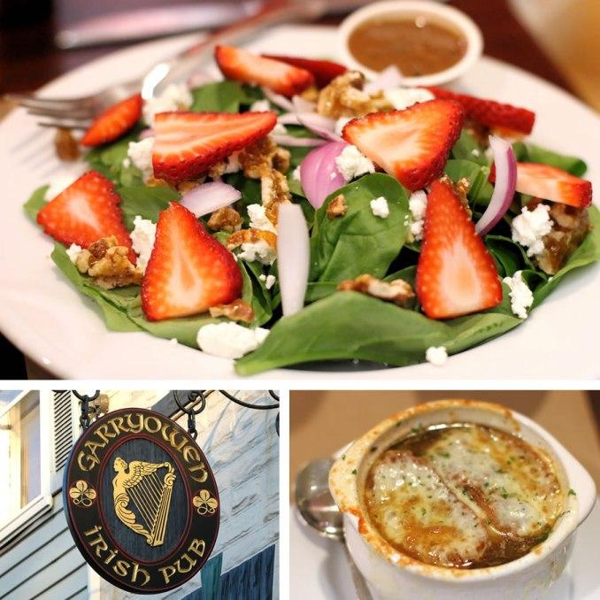 Gettysburg Road Trip Restaurant Feature: Garryowen's Irish Pub