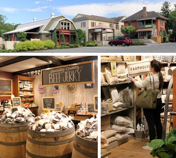 Lancaster PA Road Trip: Kitchen Kettle Village