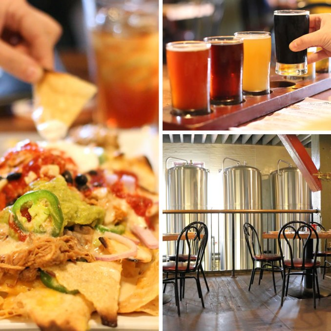 Lancaster Road Trip: Craft Beer At The Lancaster Brewing Company