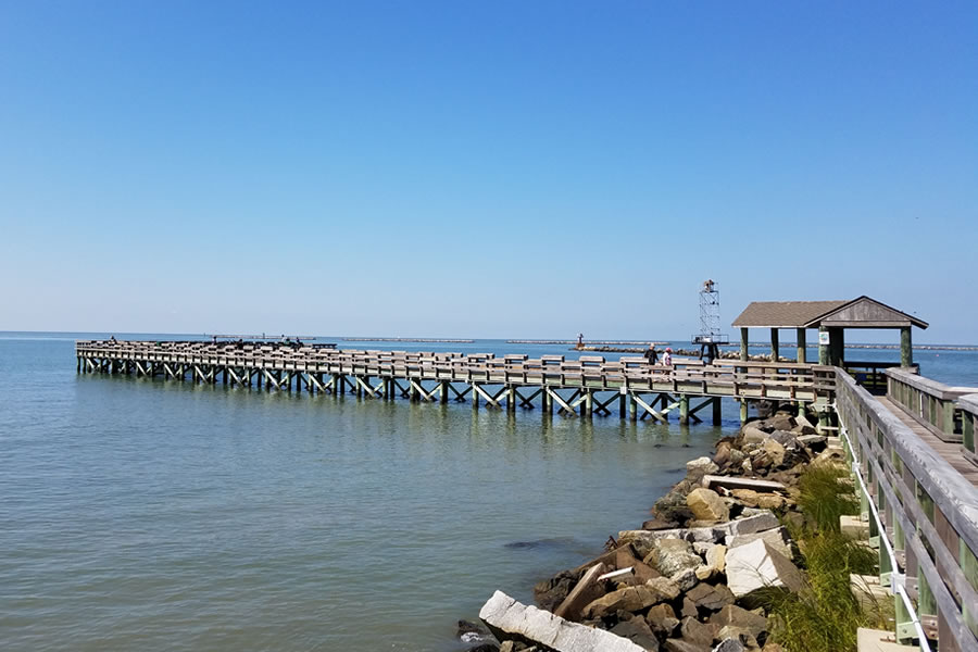 Cape Charles Virginia Fishing Pier