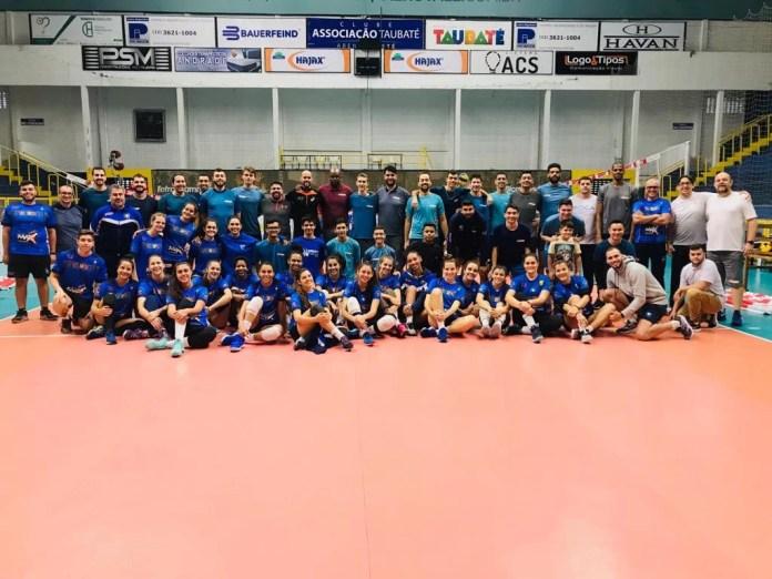 Segunda edição do Pro Sports Volleyball Camp reúne mais de 100 participantes