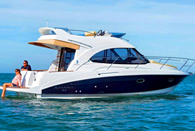 Lux 34 Motor Yacht OnBoat Inc