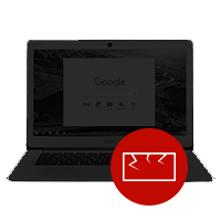 Chromebook Glass/LCD Repair