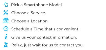 Schedule Smartphone Repair