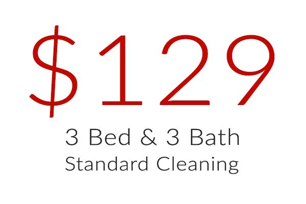 $129 Cleaning