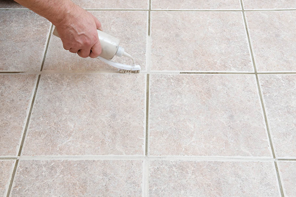 Grout Re-coloring   ONCALLERS®   Electronics Repairs, Home ...