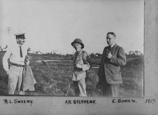 Sweeny, Stephens and Gowan