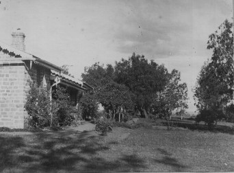 MO's Bungalow Nakuru 1919