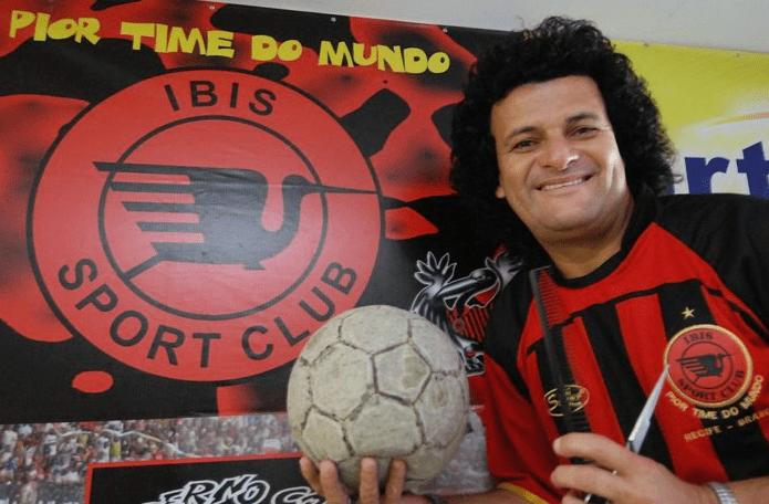 Íbis, el peor equipo del mundo es de Brasil   ONCE