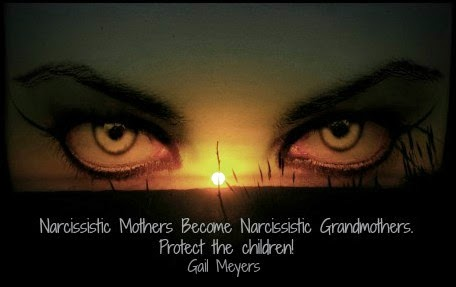 Narcissism: No contact and the Narcissistic Grandmother
