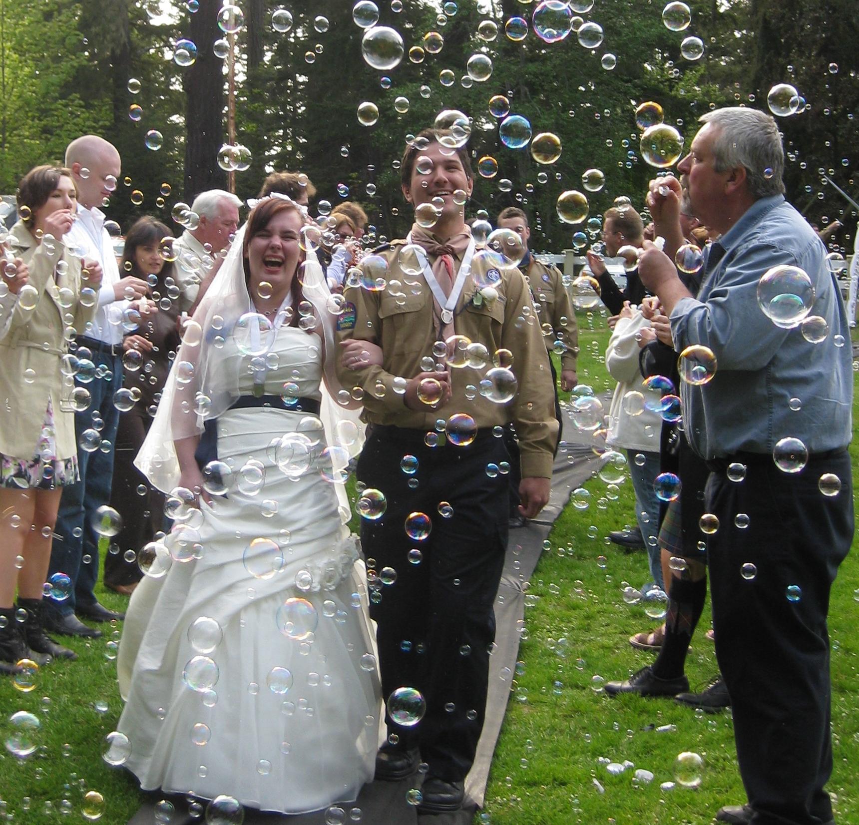 Buy Wedding Bubbles Melbourne