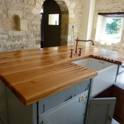 Handmade Kitchen Islands Compost Bucket Wooden Kitchens Made To Measure For Cotswolds Once A Tree Island