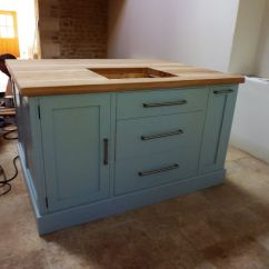 Handmade Kitchen Islands Supplies Online Wooden Kitchens Made To Measure For Cotswolds Once A Tree Island