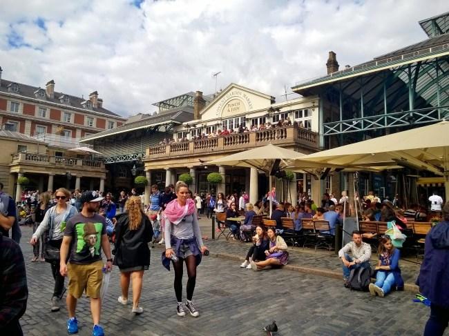 La Piazza de Covent Garden