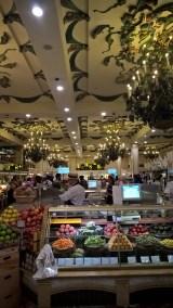 Food Hall des fruits & légumes