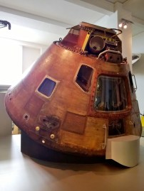 Capsule Apollo, 1969