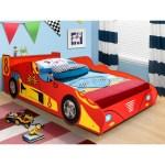 Supreme F1 Racing Car Bed Frame Affordable Bedroom Makeover Onceit