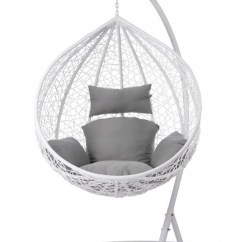 Hanging Chair Big W Office Chairs For Plus Size People Egg Large Outdoor Onceit