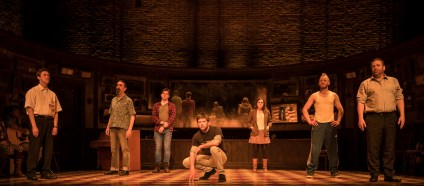 Landmark Productions presents Once at the Olympia Theatre, 30 June - 26 August, 2017 oncemusical.ie Photo:Patrick Redmond