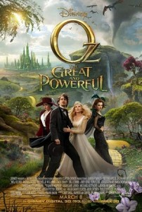 Oz the Great and Powerful movie review - Once Upon a Time podcast #86