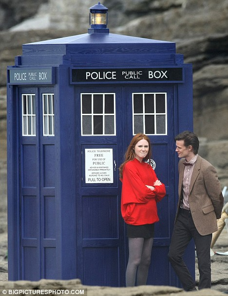11.doctor-Amy Pond