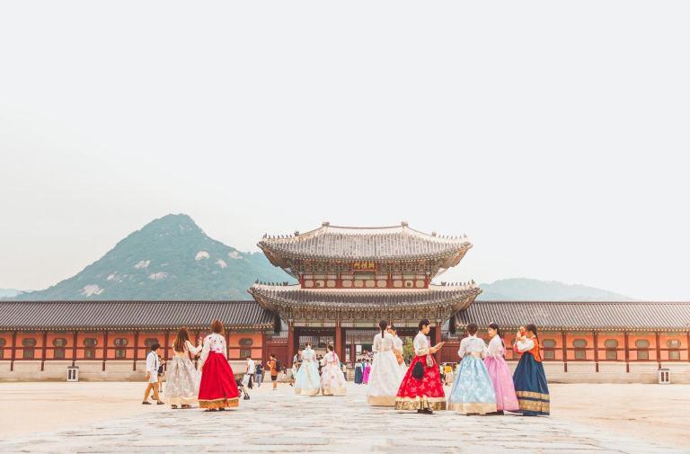Travel Photography Korea Gallery