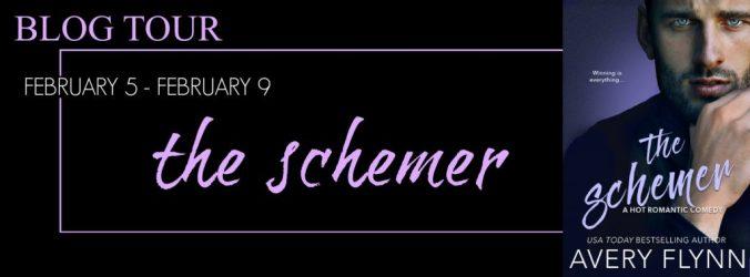 schemer banner 1024x379 The Schemer by Avery Flynn