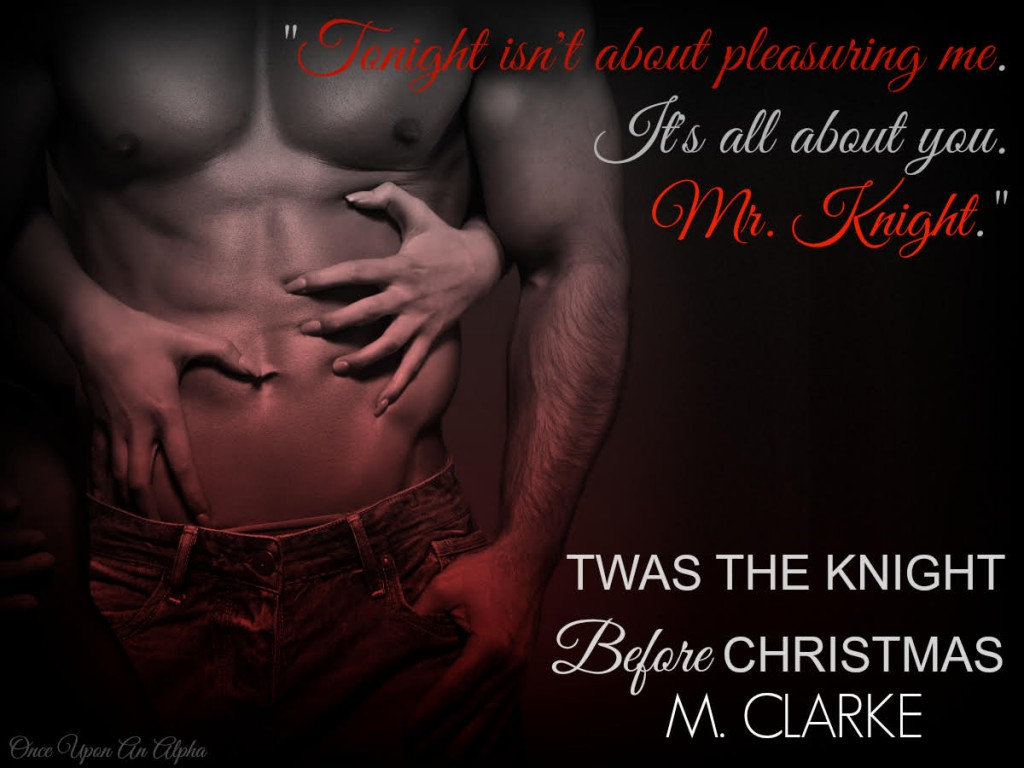 Twas the Knight Teaser