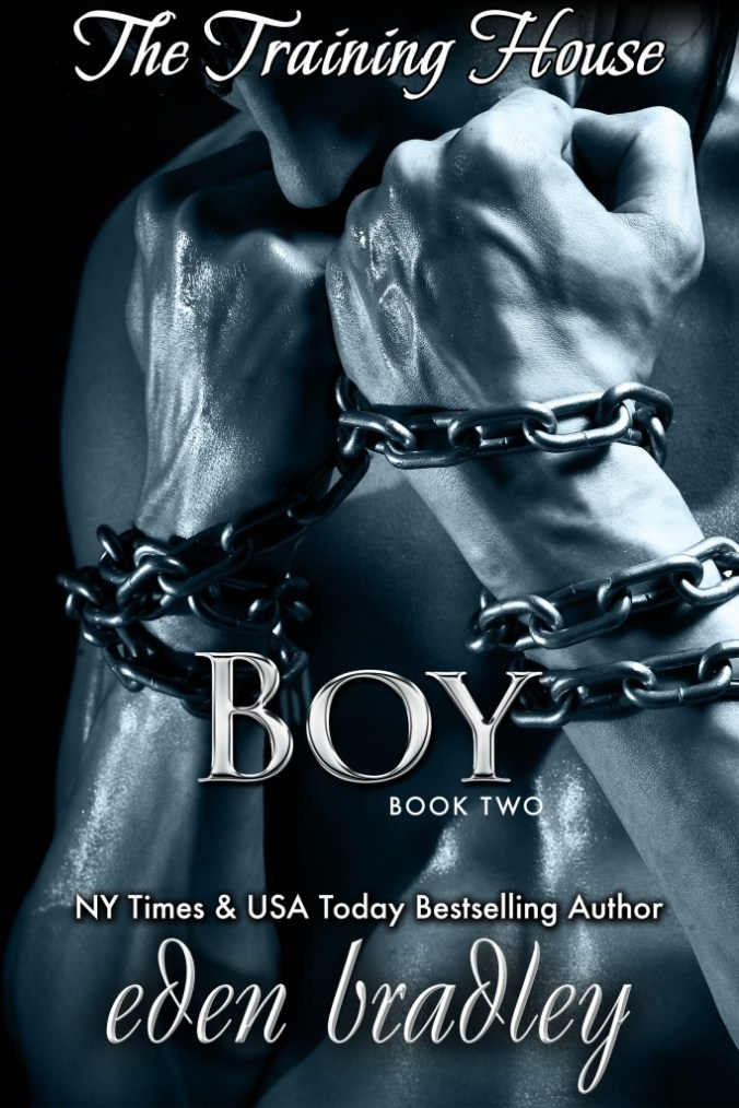 BOY Cover