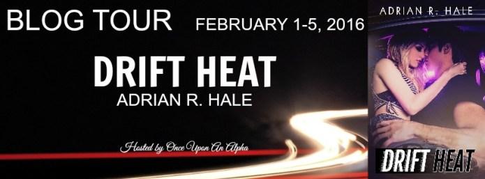 Drift Heat BT Banner