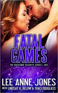 Fatal Games Cover