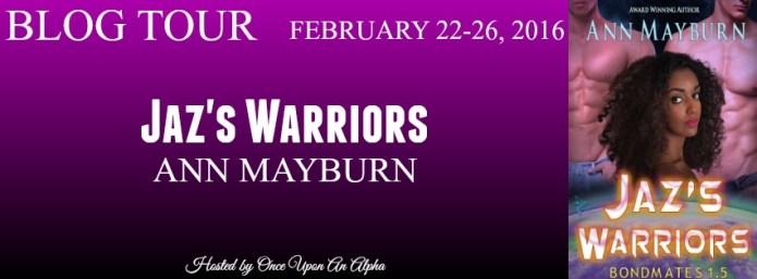 Jaz's Warriors BT Banner