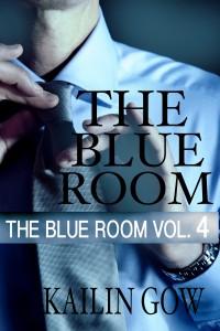 Blue Room Vol. 4 Cover