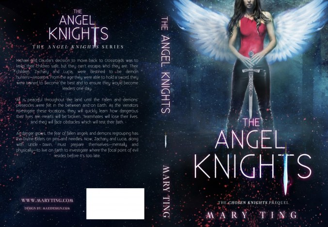 The Angel Knights Cover