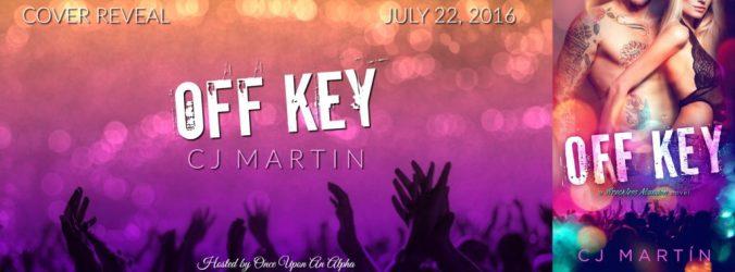 Off Key CR Banner