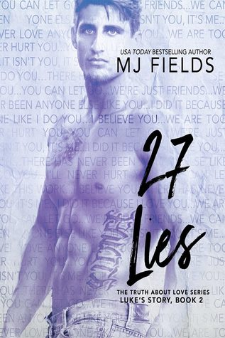 New Release/Review: 27 Lies: Luke's story by M.J. Fields