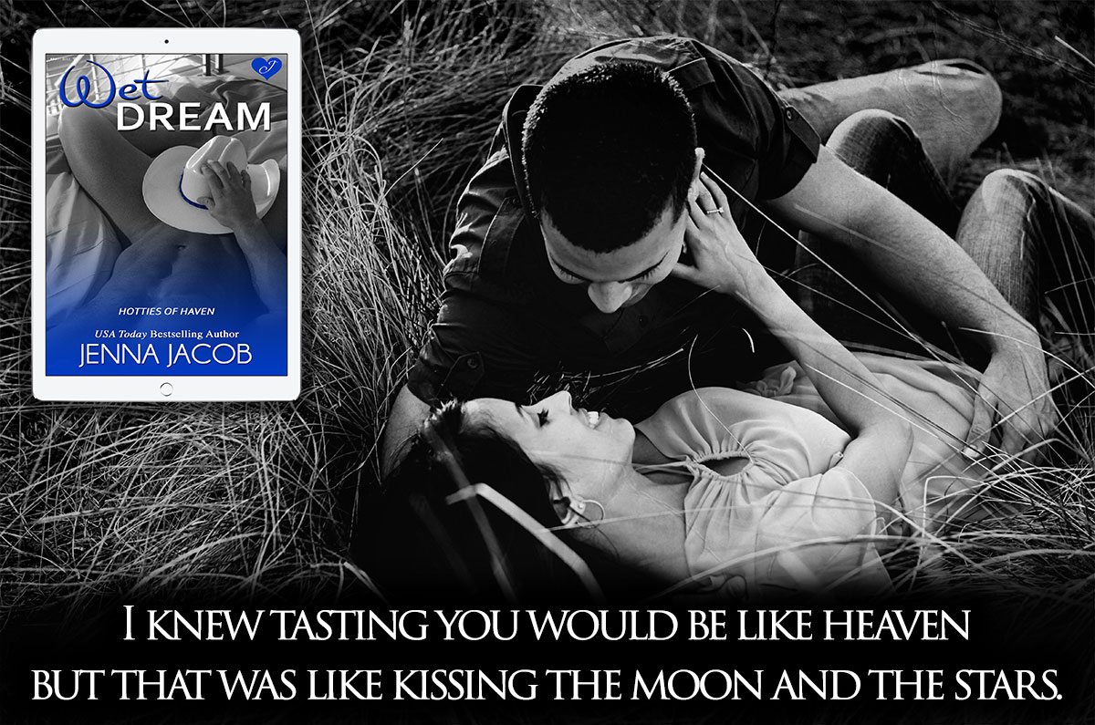 Wet Dream (Hotties Of Haven Book 1)