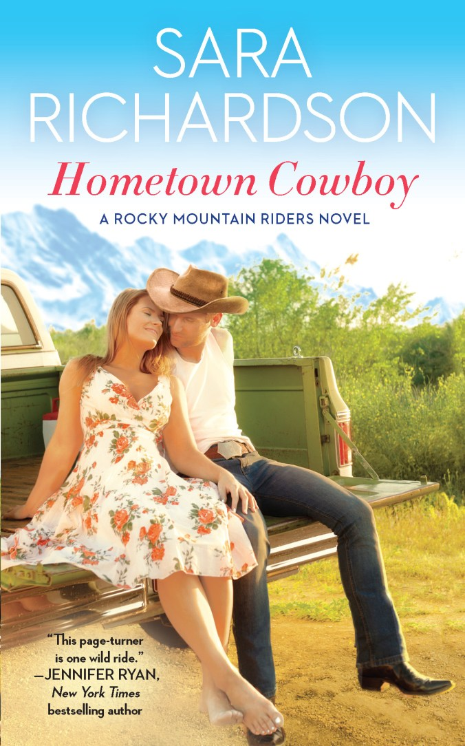 New Release/Review/Giveaway: Hometown Cowboy by Sara Richardson