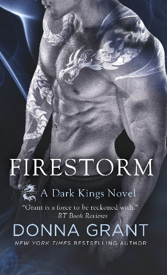 New Release/Review: Firestorm (Dark Kings, Book 10) by Donna Grant