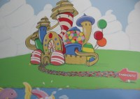 Handpainted Murals | Once Upon a Painted Wall