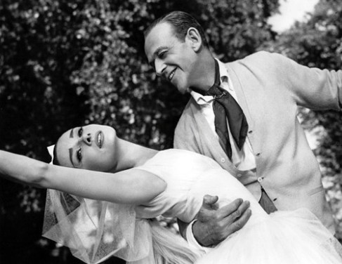 """""""Funny Face"""" Audrey Hepburn, Fred Astaire 1956 Paramount **I.V."""