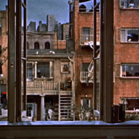 Hitchcock's masterpiece, REAR WINDOW